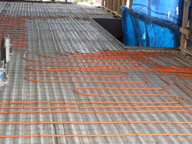 Radiant Cooling In The Ceiling Elementalbuilding